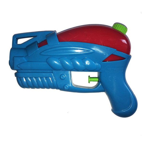 Blue Watergun