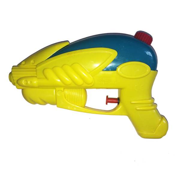Yellow Watergun