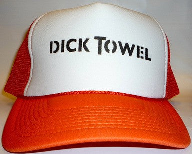 Dick Towel Hat