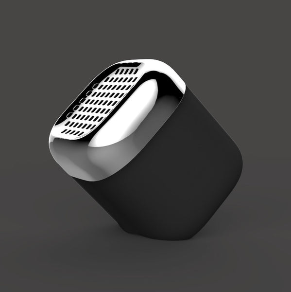 Qb S CHROME WIRELESS SPEAKER