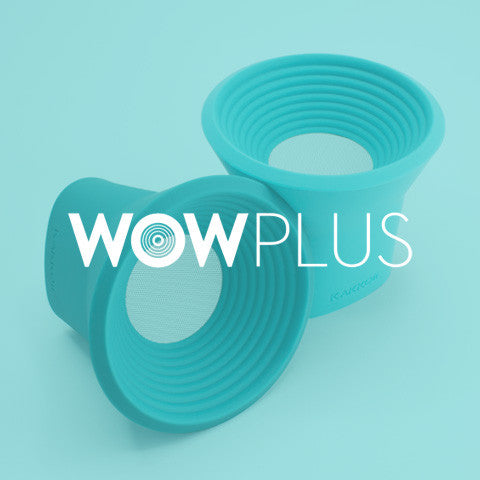 WOW PLUS Stereo Wireless Speaker