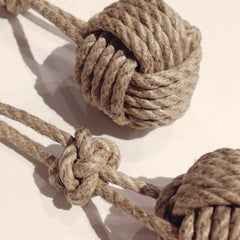 Monkey's Fist Knot