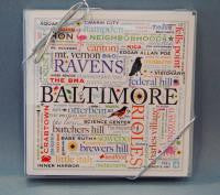 Maggie Stewart Design Note Cards Set - Baltimore
