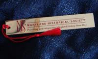 MDHS Brass Bookmark