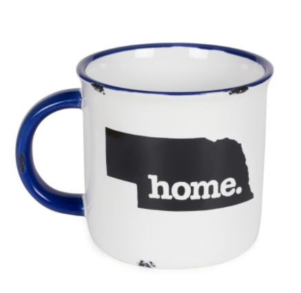 Home State Apparel® - MD 'home.' Camp Mug