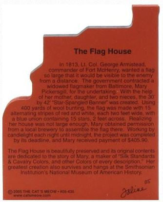 Flag House, Baltimore, MD