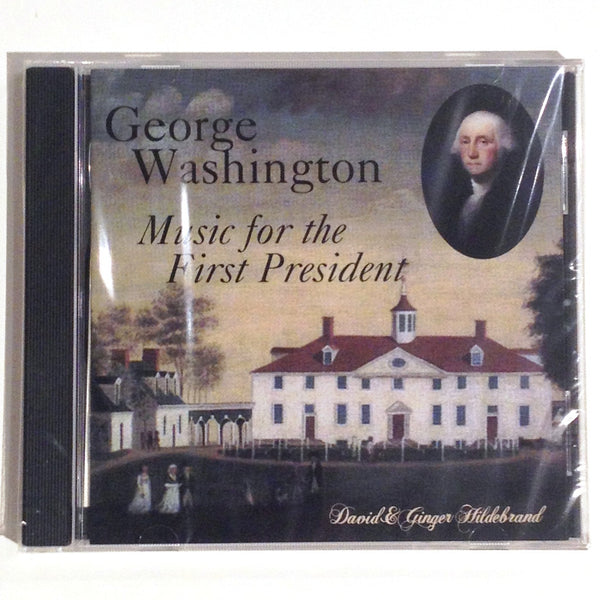 George Washington- Music for the First President