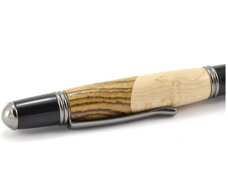 Gatsby Pen, Bocote Wood