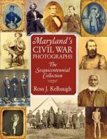 Maryland's Civil War Photographs (Paperback)
