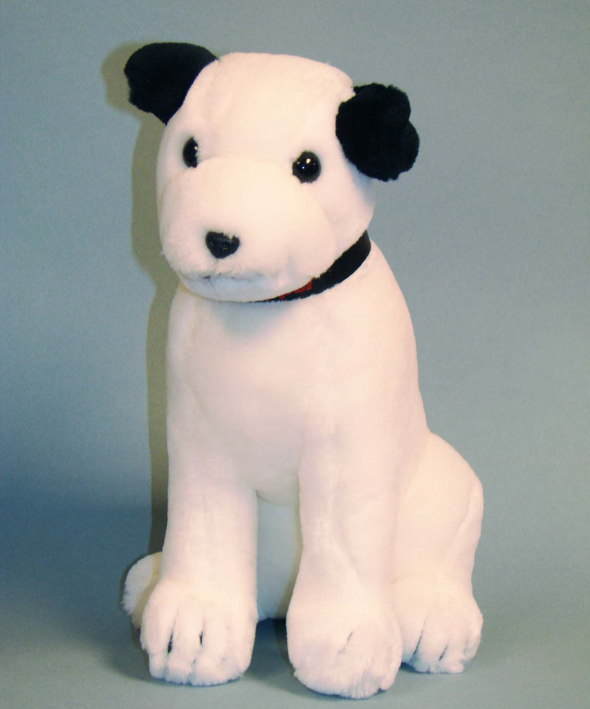 Nipper, the RCA Dog Plush