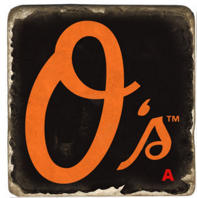 Orioles Coaster, Assorted