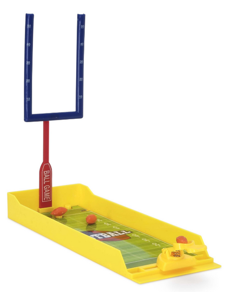 Fingerboard Football Game