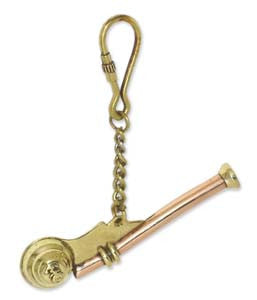 Key Chain - Bosun's Whistle