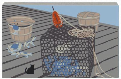 Crab Pot & Basket