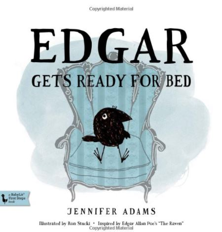 Edgar Gets Ready for Bed: A BabyLit® Board Book
