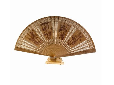 Sandalwood Fan, Floral