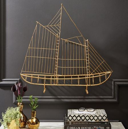 Schooner Wall Art