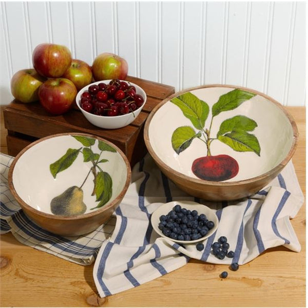 Farm to Table Harvest Serving Bowls