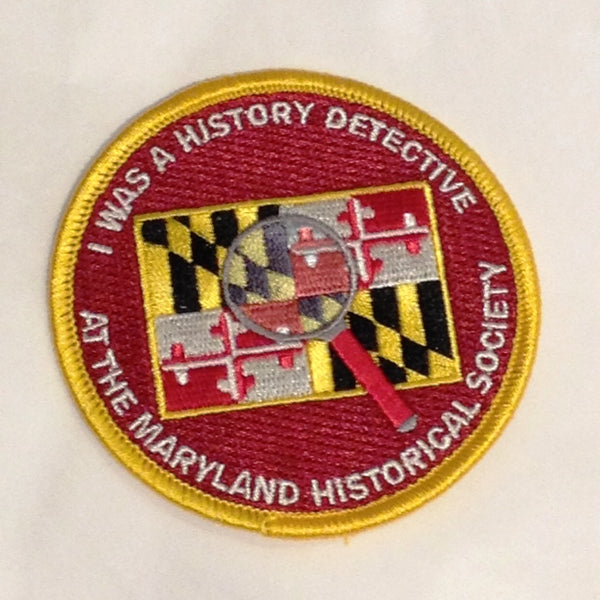 History Detective Patch