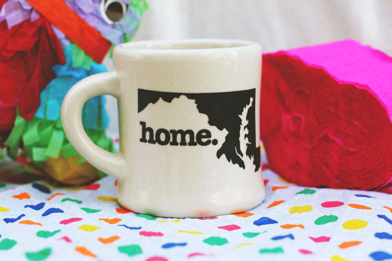 Home State Apparel® - MD Home Mug