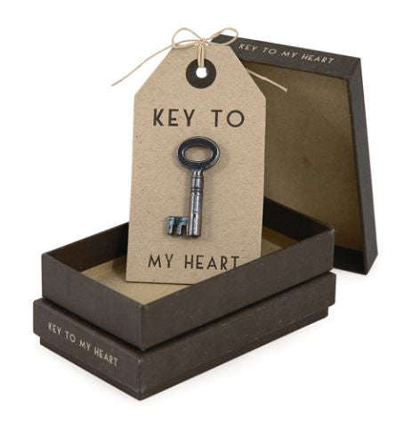 """Key to My..."" Vintage Key, Assorted"