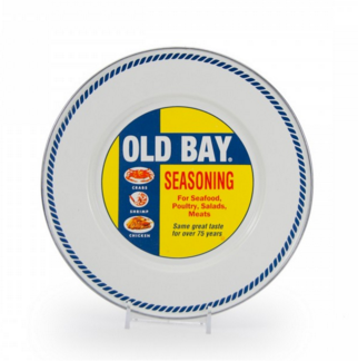 Old Bay Sandwich Plate
