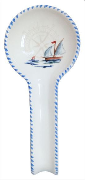Sailboat Spoon Rest