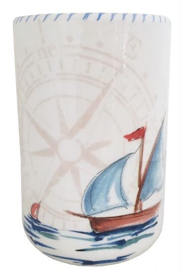 Sailboat Utensil Holder