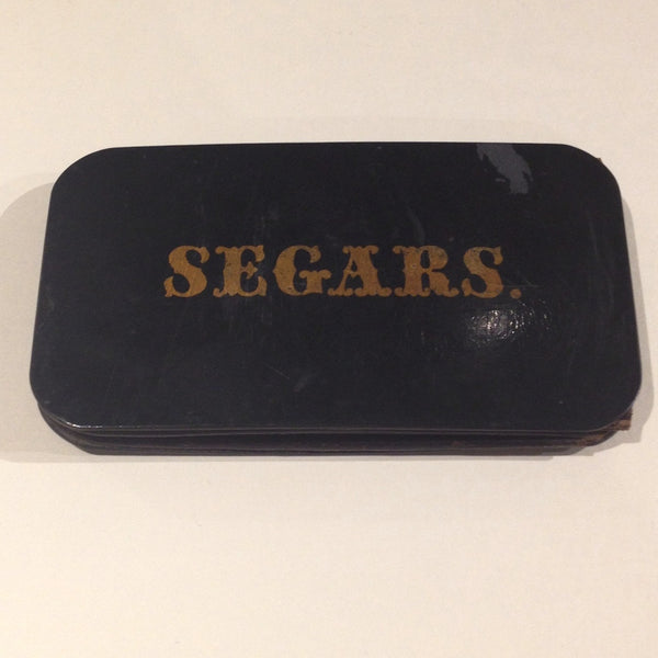 "Leather ""Segars"" Case"