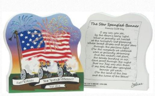 Star Spangled Banner 200th Anniversary