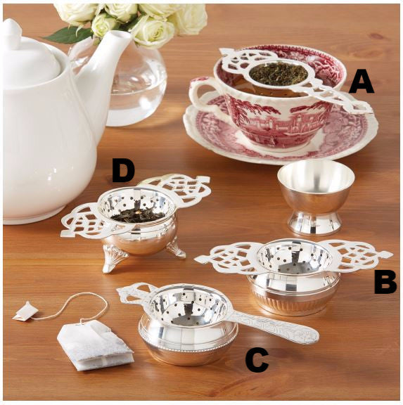 Afternoon Tea Infusers, Assorted