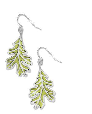 White Oak Spring Earrings