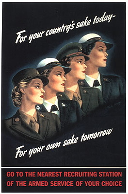 World War II Historic Posters, Assorted