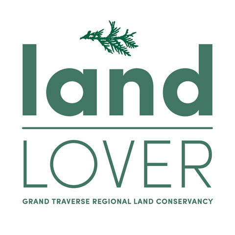 Land Lover Window Cling