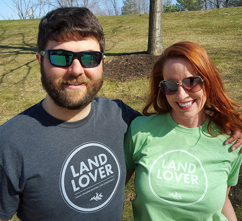 Land Lover Tee