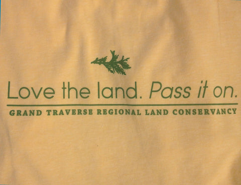 Love the Land: Pass it On Tee