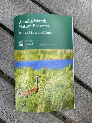Arcadia Marsh Nature Preserve Bird and Botanical Guide