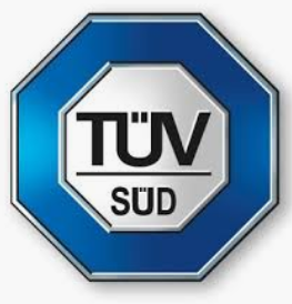 TÜV SÜD EMF assessment certified for Health & Safety in Homes, Workplace & Products.
