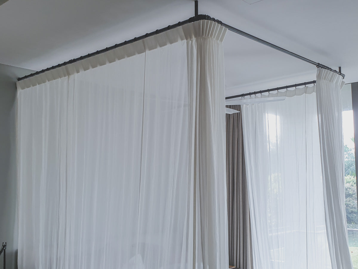 Anti-Radiation Shielding Bed Canopy - Less radiation by 99.99%