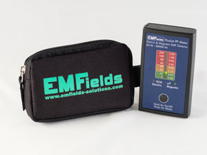 Power Frequencies Meter PF5 ( Electric & Magnetic Field, UK made, 2 yrs international warranty)