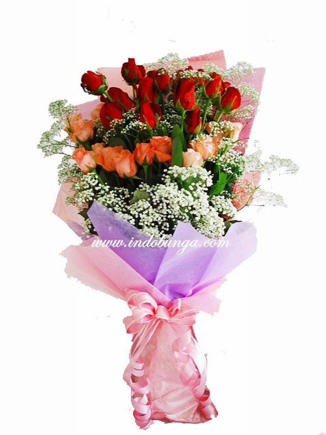 36 Long-Stemmed Roses Bouquet