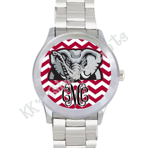 Collegiate Watch: Bama Elephant Head