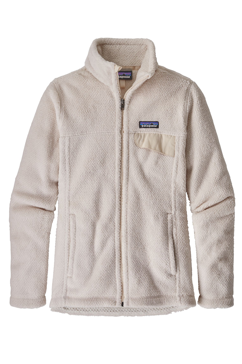 Patagonia's Women's Full-Zip Re-Tool Fleece Jacket