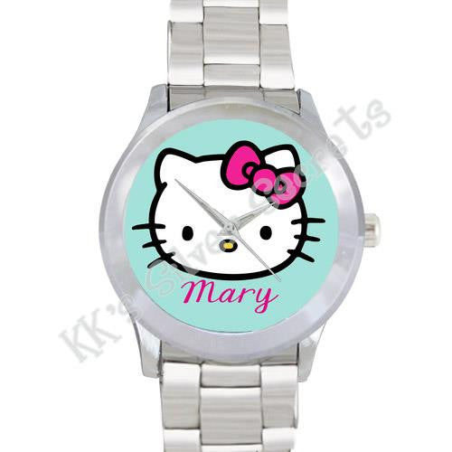Hello Kitty Inspired Watch