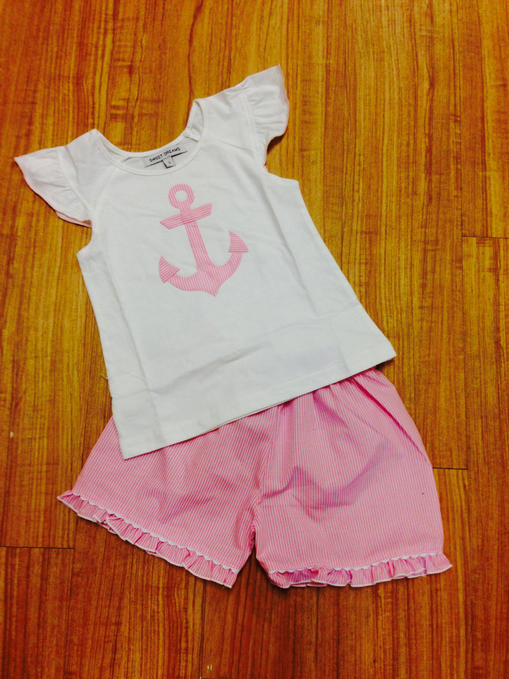 Sweet Dreams 2 Piece Set: Anchor