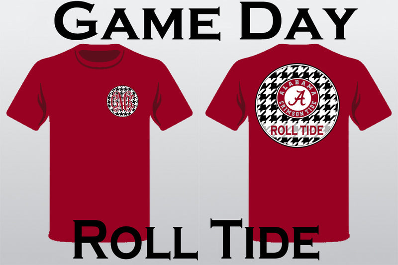 Game Day T-Shirt: Alabama