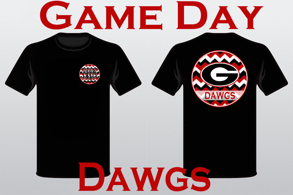 Game Day T-Shirt: Georgia