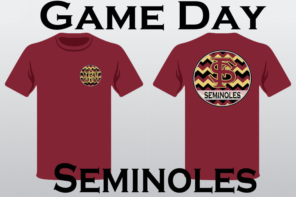 Game Day T-Shirt: FSU