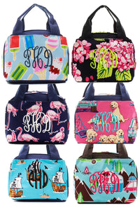 Personalized Patterned Lunch Boxes