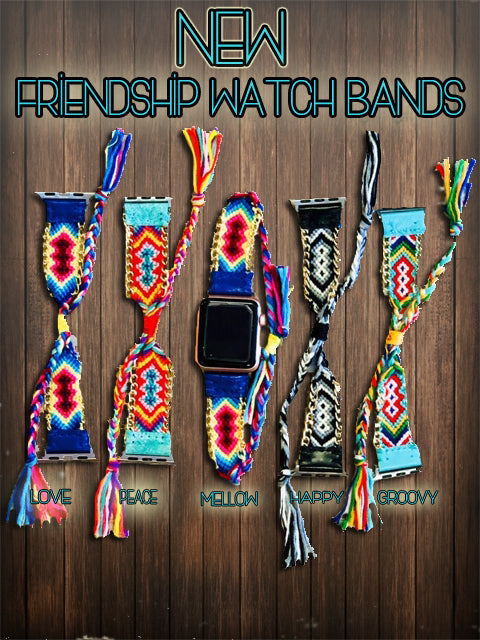 Friendship  Apple watch bands